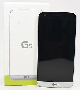 USED - LG G5 Dual H860 Silver (FACTORY UNLOCKED), 4GB RAM, 32GB