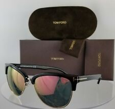Brand New Authentic Tom Ford Sunglasses FT TF368 01Z Fany 59mm TF0368 Frame