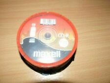 Maxell CD-R80 Audio(52x) 700MB Spindle - Pack of 25 (628529.00.CN)