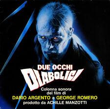 """PINO DONAGGIO """"DUE OCCHI DIABOLICI"""" RARE LP ITALY OST SEALED - DARIO ARGENTO"""