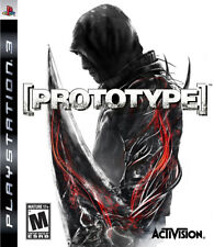 Prototype PS3 New Playstation 3
