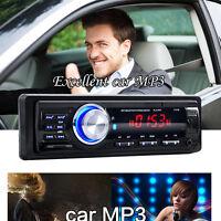 1131B Bluetooth 1-Din Car Audio Stereo Mp3 Player AUX Remote Control FM/USB/SD