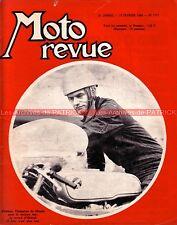 MOTO REVUE 1777 Jim REDMAN JAWA CZ Léon Bollée NORTON 650 ManxMan Grand Prix 65