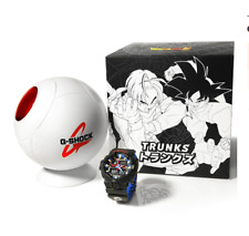 GShock X Dragonball Z  Trunks Watch With Spaceship Gift Box  New01