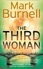 The Third Woman,Burnell, Mark,Very Good Book mon0000089003