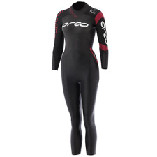 REPAIRED NAIL POKE- ORCA PREDATOR Women's Triathlon Wetsuit- Size Small