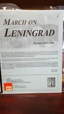 Avalanche Press: Panzer Grenadier: March on Leningrad