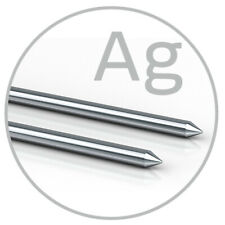 Silber-Elektroden Silber-Stäbe für Ionic-Pulser - Kolloidales Silber herstellen