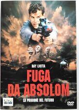 Dvd Fuga da Absolom con Ray Liotta 1994 Usato