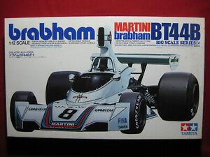 Brabham Martini BT 44B Ford F1 Tamiya 1/12 Big Scale Kit Rare Reutemann / Pace