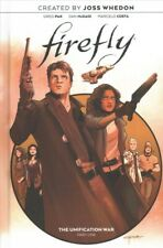 Firefly 1 : The Unification War, Hardcover by Whedon, Joss (Crt); Pak, Greg; .