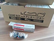 Nintendo Gameboy Headphones DMG-02 NEW