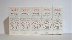 Avene RetrinAL 0.1 Intensive Cream 0.1 oz x 5 Travel Samples FAST FREE SHIPPING