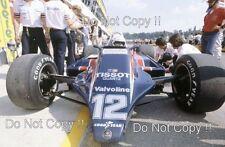 Elio de Angelis equipo Essex Lotus 81 alemán Grand Prix 1980 fotografía