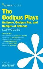 The Oedipus Plays: Antigone, Oedipus Rex, Oedipus at Colonus SparkNotes Literatu