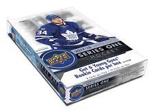 2017-18 Upper Deck Series 1 Hockey 24 pack Hobby Box