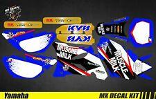 Kit Déco Moto / Mx Decal Kit Yamaha YZ 85 - Muscle Milk