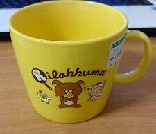 New Rilakkuma  Mug cup Japan coffee rilakuma kuma