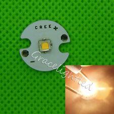 Cree XPG2 XP-G2 5W 5Watt LED Lamp Bead Warm White 3000K with 16mm Round pcb base