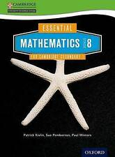 USED (VG) Essential Mathematics for Cambridge Secondary 1 Stage 8 Pupil Book