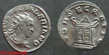 Romaine ! antoninen d'argent de GALLIEN, DIVO VALERIANO revers CONSECRATIO