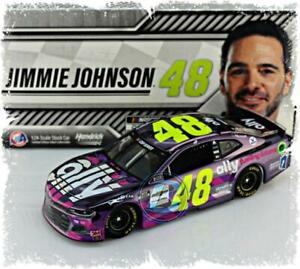 "2020 JIMMIE JOHNSON #48 ALLY FUELING FUTURES COLOR CHROME 1:24  ""132 MADE"""
