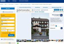 Südtirol - Meraner Land: 2P/5T HP ; Gasthof Innerwalten in St. Leonhard-Walten