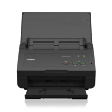 Brother ADS 2100  High speed A4 Duplex Document scanner with software + cables