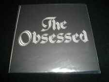 """The Obsessed Debut (Sodden Jackal) Vinyl 7"""" Record limited & official! Wino NEW!"""