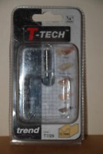"T-Tech, Trend TT29 ¼"" Shank 12.7mm Cove Router Bit New and Sealed"