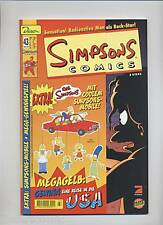 SIMPSONS COMICS # 43 + MOBILE - DINO VERLAG 2000 - TOP