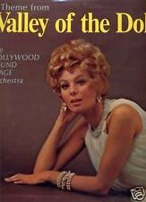 Theme from Valley Of The Dolls Soundtack Sealed Lp Hollywood Sound Stage