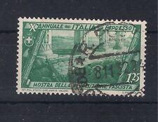 Italia Regno: Decennale 1932, Espresso L. 1,25 USATO LUSSO, ANNULLO MAGNIFICO!!