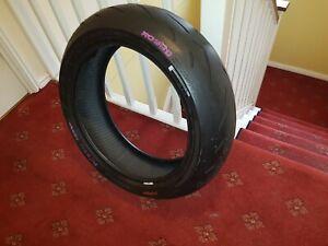 Pirelli Diablo Rosso Corsa II  180/55zr17 73w    Part Worn Motorcycle Tyre