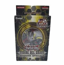 YU-GI-OH TCG Chaos Order SPECIAL EDITION ITA NEW SEALED RARE