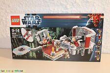 LEGO ® Star Wars ™ 9526 Palpatine 's arresto ™ - NUOVO & OVP -
