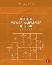 Audio Power Amplifier Design Handbook von Douglas Self (2013, Taschenbuch)