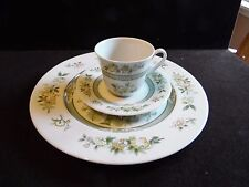 Dinner Plate  Plus Cup and Saucer in Tonkin by Royal Doulton
