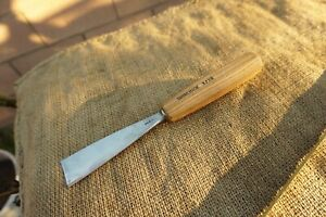 PFEIL SWISS MADE 3/35 #3 35MM  SWEEP GOUGE CARVING TOOL CHISEL.