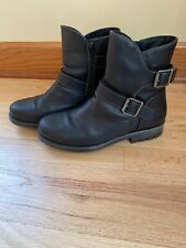 Taos Womens Outlaw Black Fashion Boots EUR 39