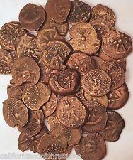 "1 coin - ANCIENT ROMAN COIN ""PRUTAH WIDOW'S MITE"" RARE  medium grade with COA"