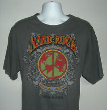 EUC MENS HARD ROCK CAFE NEW YORK IMAGINE THERE'S NO HUNGER T SHIRT XLARGE