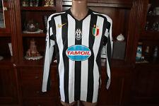 Maglia calcio Juventus numero 18 Mutu Autografata anni  2000