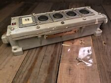 CUTLER HAMMER START PUSH BUTTON STATION 27192, 6981ED174  E.T.N NSN Wow Excelnt!