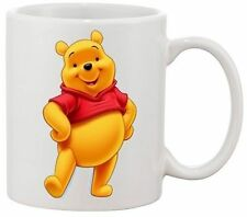 PERSONALISED WINNIE THE POOH MUG  - ADD ANY TEXT OR NAME