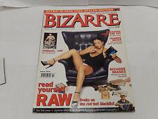 Bizarre Men's Magazine October 1998 Not FHM Zoo Loaded Maxime USA seller
