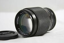 PENTAX M42 MOUNT FOCAL MC 135MM F2.8 FAST MEDIUM TELEPHOTO CAMERA LENS