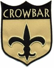 "Crowbar ""Lilie"" Patch/Aufnäher 602186#"