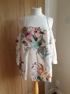 ladies floral and birds next top size 16