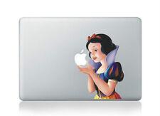 "Cute Snow White Princess Disney Sticker Vinyl Decal Macbook Air/Pro/Retina 13"""